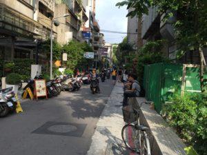 台北 區域圖 中山站周邊