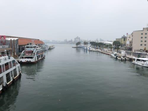 一號船渠景觀橋