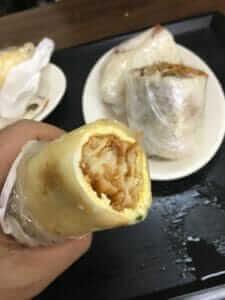 台式 早餐 - 蛋餅+油條