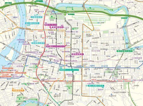 台北夜市指南地圖