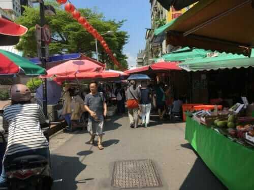 台灣 市場