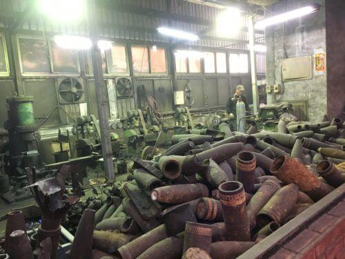 金合利鋼刀 觀光 工廠