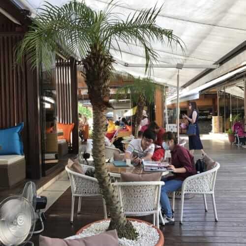 水灣BALI景觀餐廳