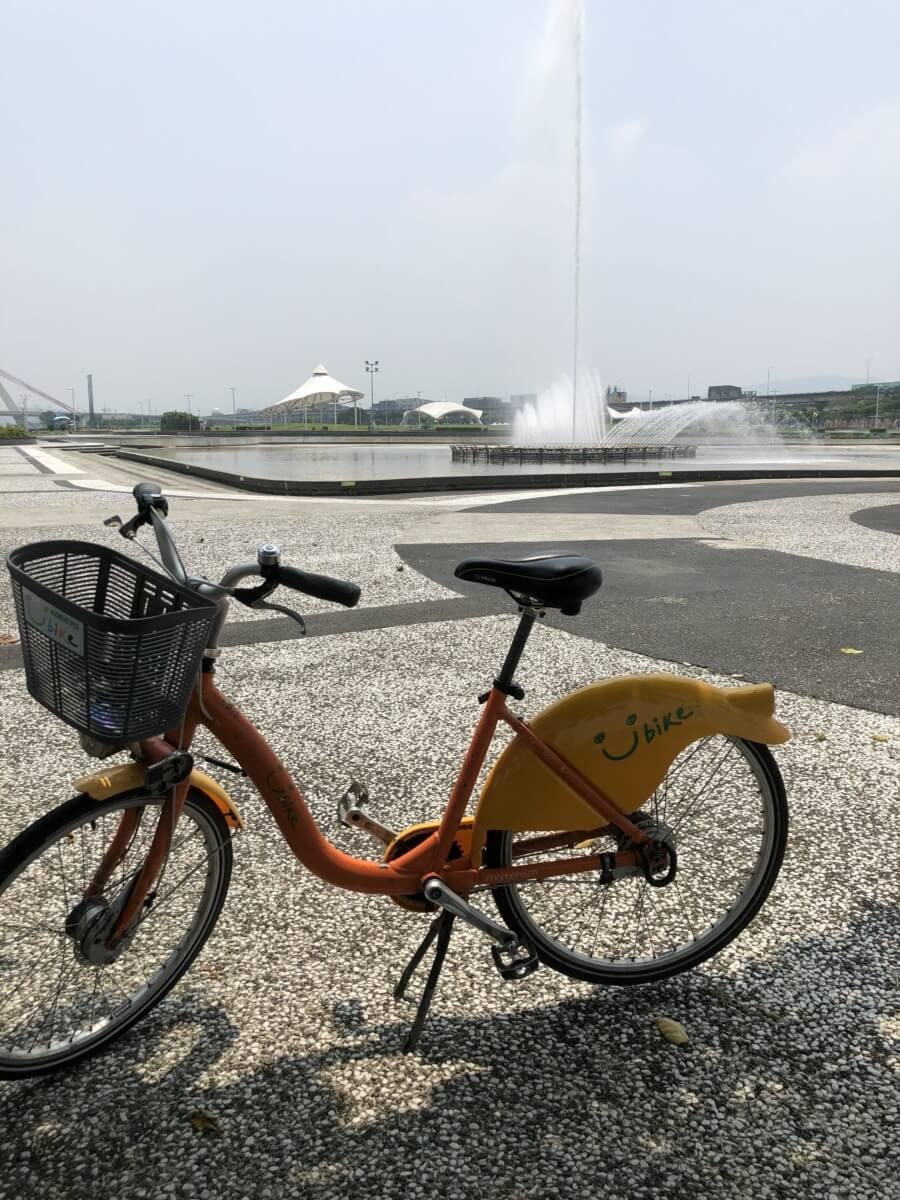 台北 騎 腳踏車