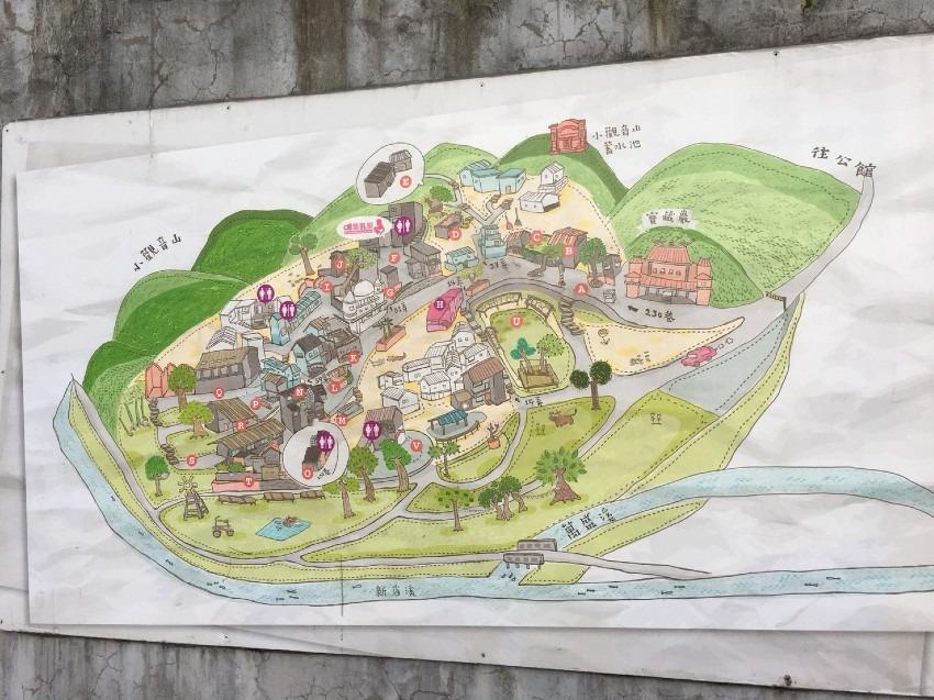 公館 寶藏巖 台北 國際藝術村