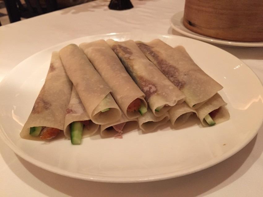 怡園 中餐廳 / 北京 烤鴨