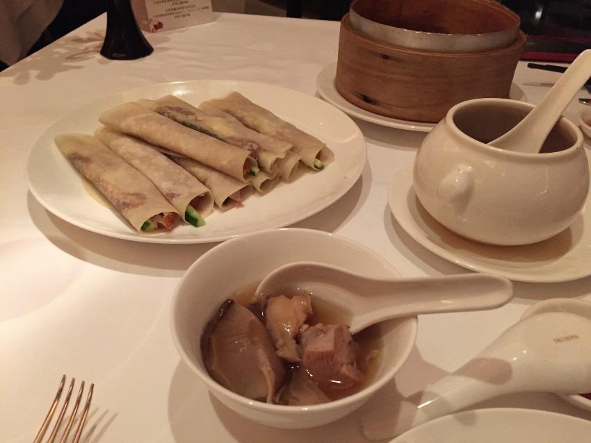 怡園 中餐廳 / 北京 烤鴨 /佛跳牆