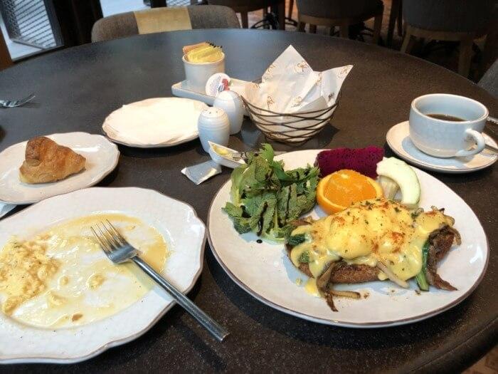 台北 飯店 HotelProverbs 早餐