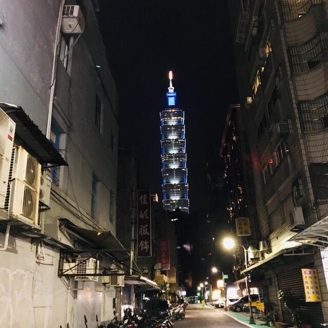 台北101の現地情報