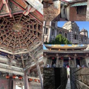 【 鹿港 天后宮 】鹿港の素晴らしい建物たち。龍山寺もあるよ