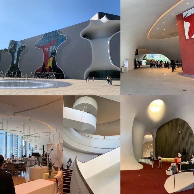 台中国家歌劇院(台中オペラハウス)