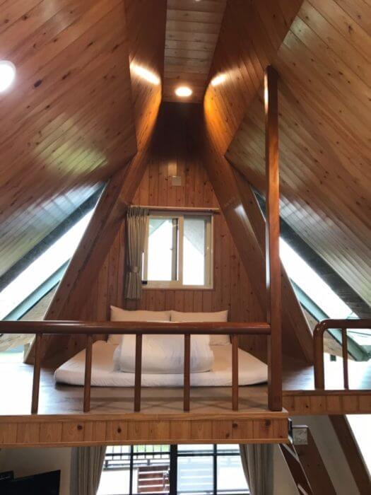 工匠家閣樓小木屋