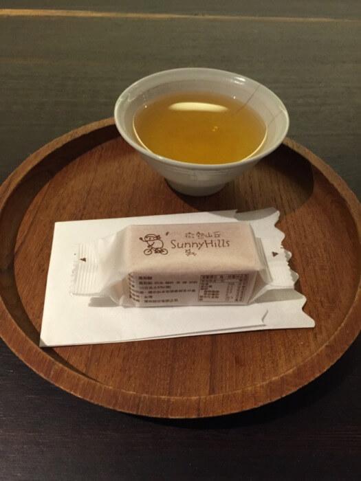 微熱山丘 / 台北 鳳梨酥 排名