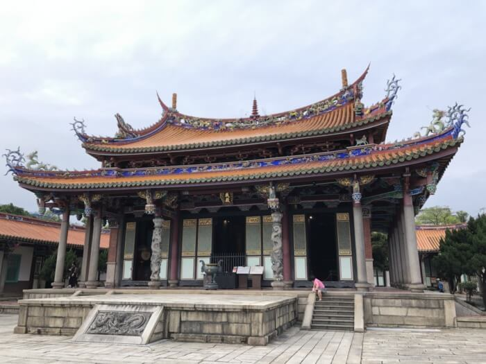 台北 孔廟