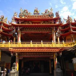 【 台湾 寺 】台湾で最も古い歴史を持つ台南の天公廟「開基玉皇宮」