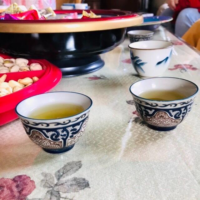 台湾の新年