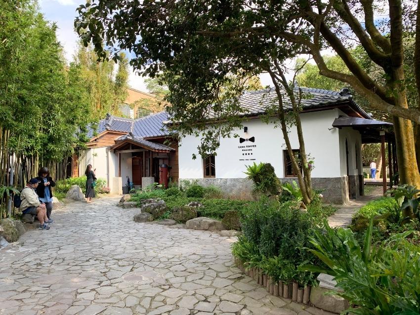 台北 士林 咖啡廳 / CAMA COFFEE ROASTERS / 豆留森林