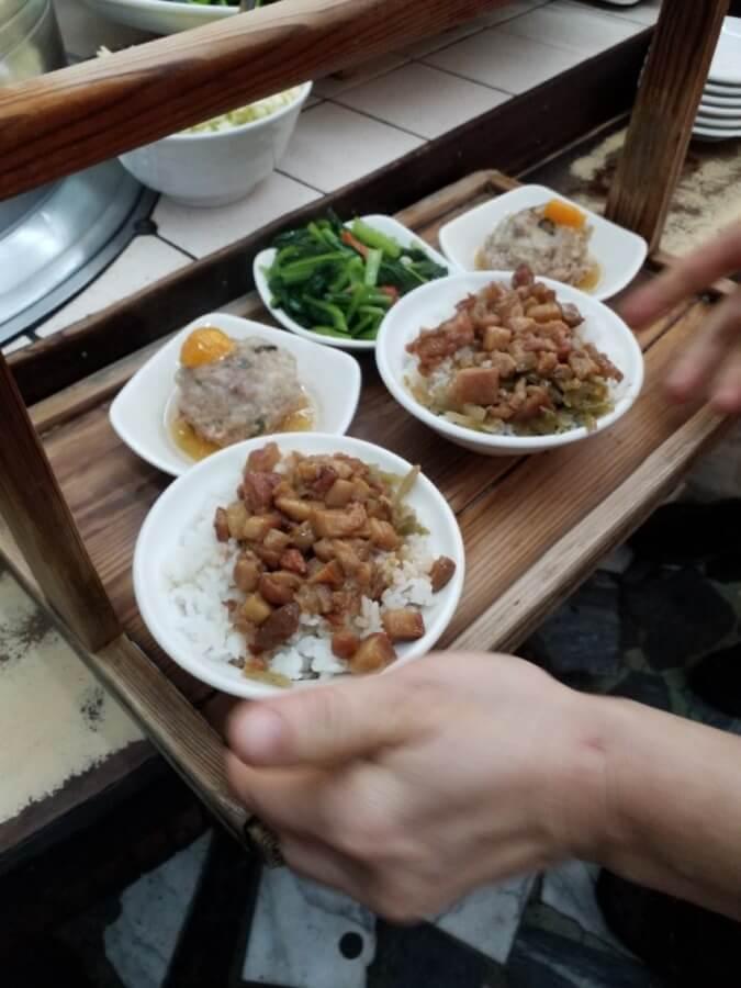 滷肉飯 / 魯肉飯
