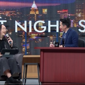 台湾のIT大臣、唐鳳(オードリー タン)氏も出演!YouTubeチャンネル《博恩夜夜秀》
