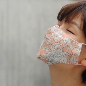 台灣 口罩 ~ 超級推薦手作棉質口罩,美型舒適又具功能性!