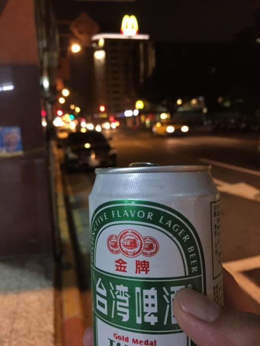 台灣 旅行- 台灣啤酒