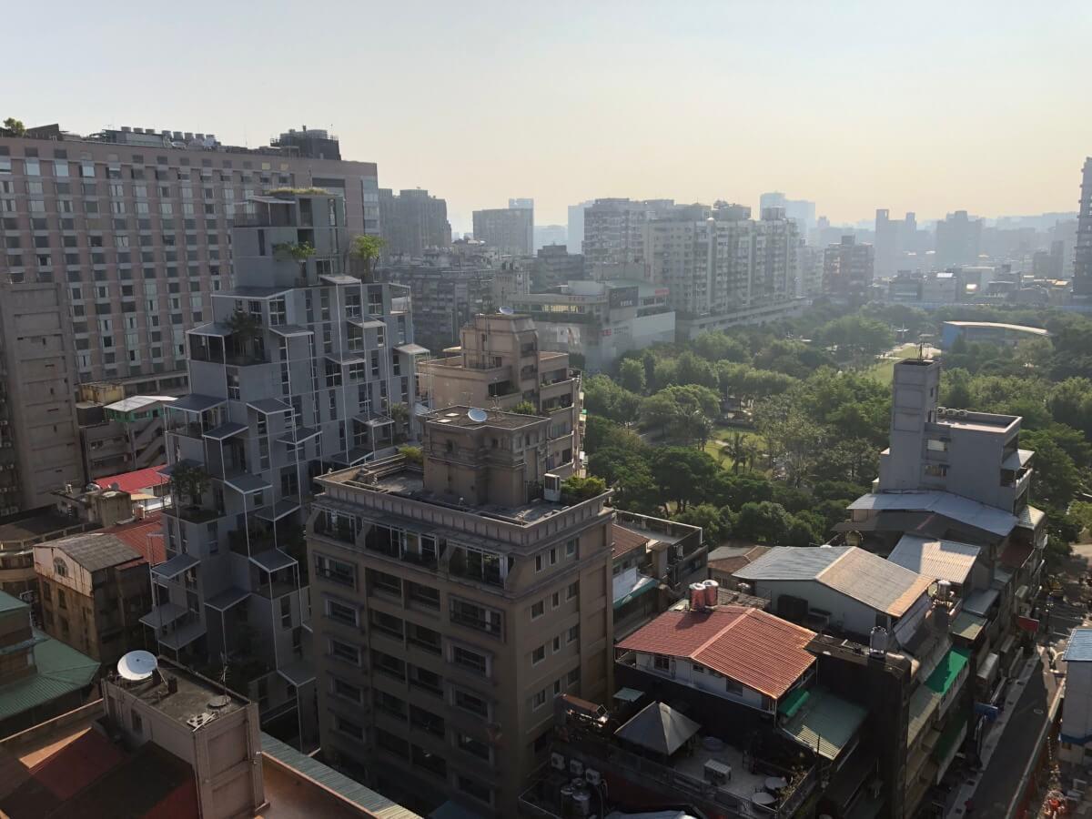 台灣 旅行- 台北中山區