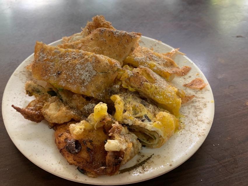 重慶豆漿 炸蛋餅