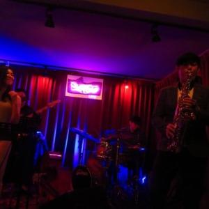 台北のジャズスポット~バースタイルのライブハウス