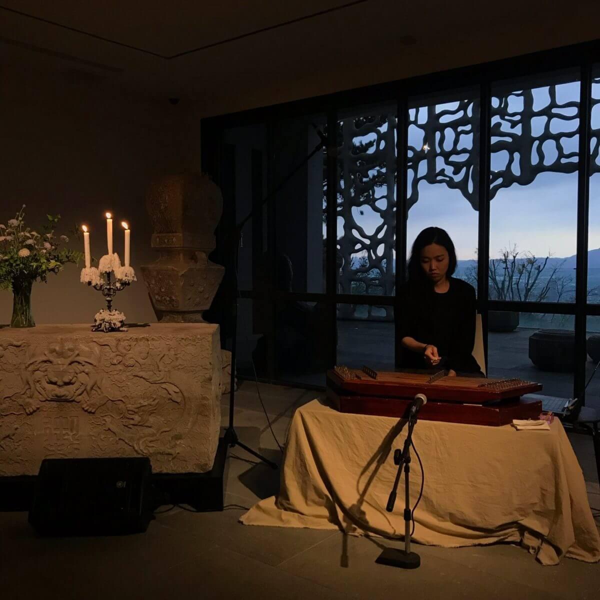 Garden 91 ~ 我在絕佳的療癒系景點聆賞了療癒人心的音樂!
