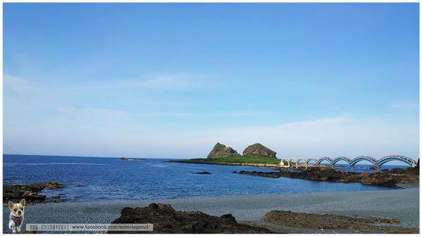 【台東の旅】日差しが眩しすぎ、絵画のような青い海でした