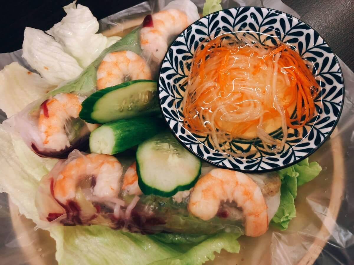 越好吃越南料理 大里店