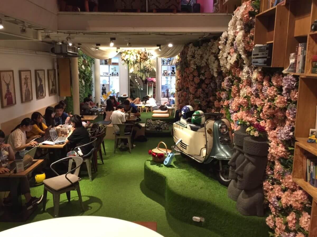 奧蘿茉OROMO CAFE