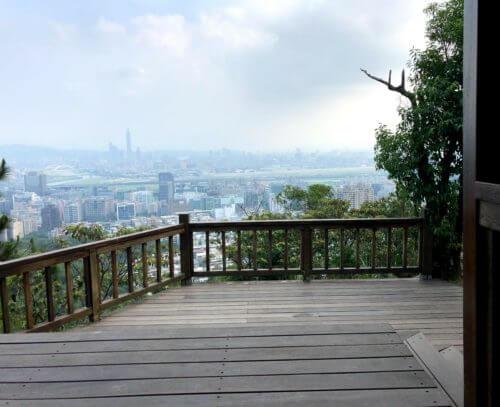 台北內湖金面山步道