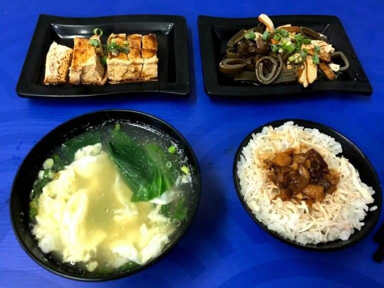 內湖 美食 小吃 -雞魯飯