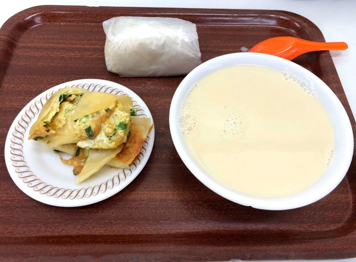 內湖 好吃傳統早餐