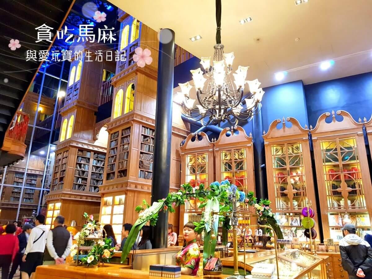 宮原眼科 | 台中復古又美麗的景點,禮盒也絲毫不遜色!