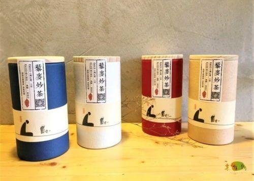 喜作物 Kibutu 製作天然零添加養生茶包2